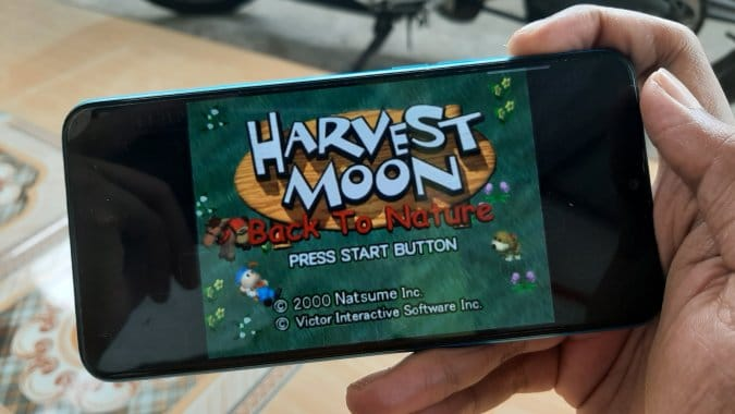 How to Install Harvest Moon Back to Nature PS1 on Android
