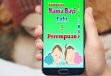 Aplikasi Nama Bayi Android