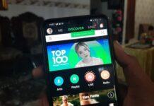 Cara Menyimpan Hasil Karaoke JOOX ke Galeri HP Android