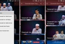 Aplikasi untuk Mendengarkan Ceramah Islami