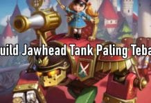 Build Jawhead Tank Support Paling Tebal