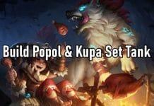 Build Popol dan Kupa Tank Paling Tebal