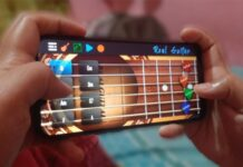 Cara Bermain Gitar di Android