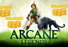 Cara Dapat Banyak Gold di Game Arcane Legends