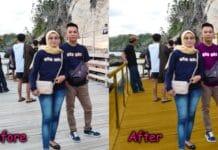 Cara Mengganti Warna Objek Pada Foto di Android