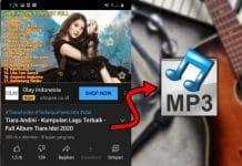 Cara Mengubah Video YouTube Jadi Mp3 di Android