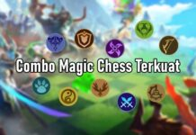 Combo Magic Chess Terkuat