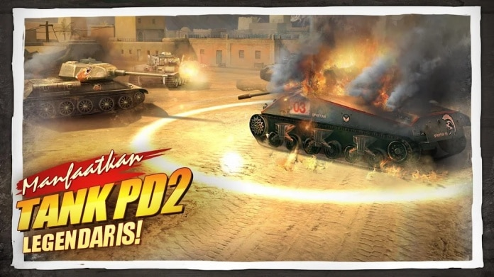 Game Perang Brother in Arms 3