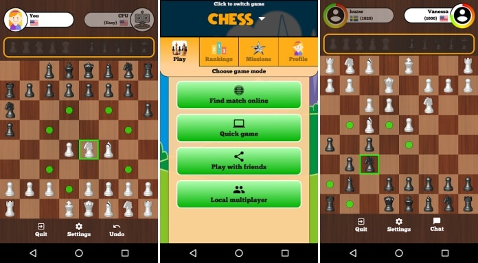 Game Catur Chess Online