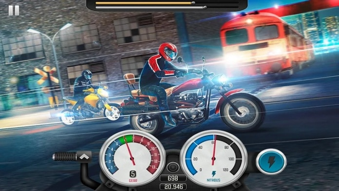 Game Top Bike Street Racing
