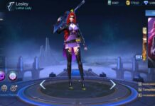 Tutorial Lesley dan Build Item Terbaik